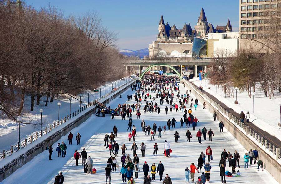 Student Trips to Ottawa Perspectives EDUSCHO LTD – Ottawa Tourist Attractions Map