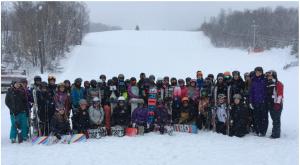 St Donat Ski Trip