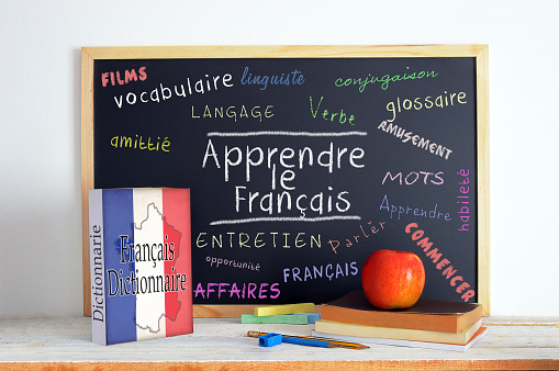 Let's go and learn French!