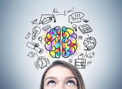 Language develops our brains.