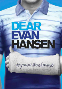 Dear Evan Hansen at The Royal Alexandra Theatre