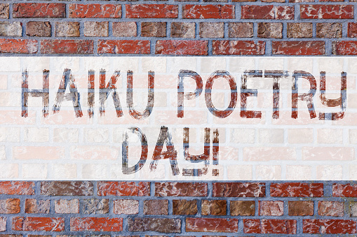 Haiku Poetry Day